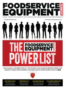 Foodservice Equipment Journal – October 2019