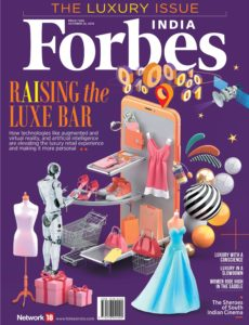 Forbes India – 25 October 2019