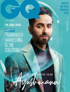 GQ India – October 2019