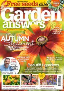 Garden Answers – November 2019