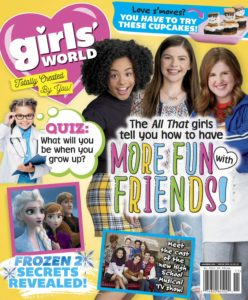 Girls' World – November 2019