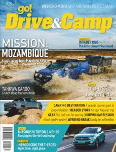 Go! Drive & Camp – November 2019