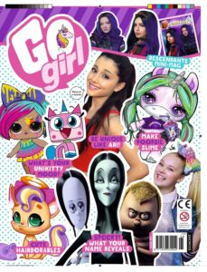 Go Girl – October 2019
