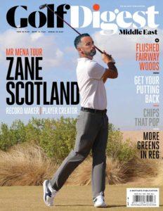 Golf Digest Middle East – October 2019