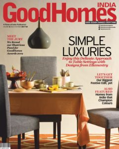 GoodHomes India – October 2019