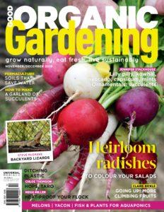 Good Organic Gardening – November-December 2019