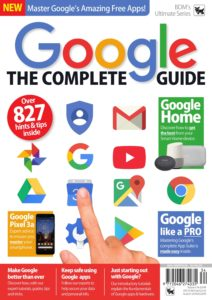 Google Complete Manual – Volume 34, 2019