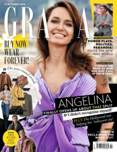 Grazia UK – 21 October 2019