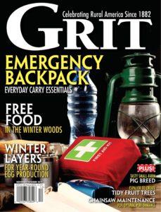 Grit – November-December 2019