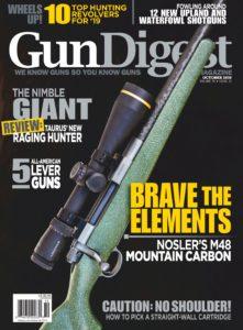 Gun Digest – October 2019