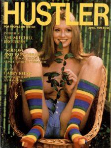 HUSTLER USA – April 1975