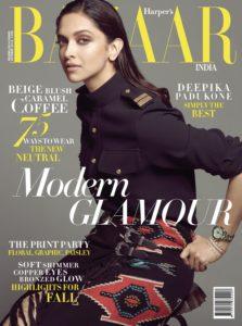 Harper's Bazaar India – October 2019