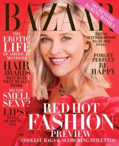 Harper's Bazaar USA – November 2019