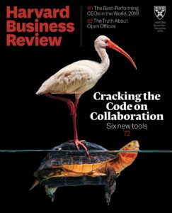 Harvard Business Review USA – November-December 2019