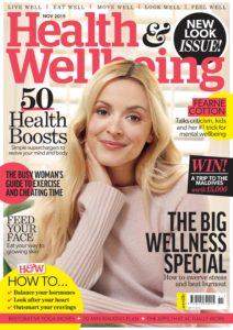 Health & Wellbeing – November 2019