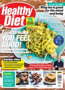 Healthy Diet – November 2019