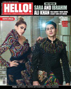 Hello! India – October 2019