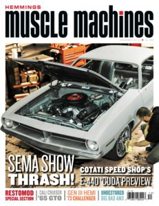 Hemmings Muscle Machines – December 2019