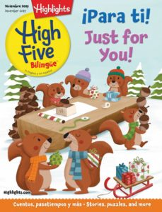 Highlights High Five Bilingue – December 2019