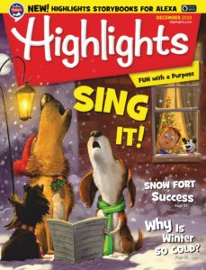 Highlights for Children – December 2019