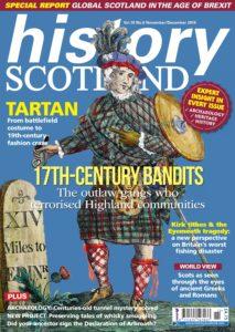 History Scotland – November-December 2019
