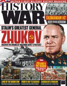 History of War – December 2019