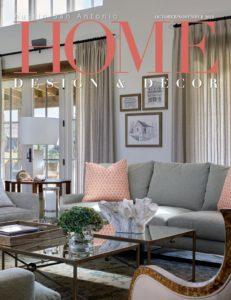 Home Design & Decor Austin-San Antonio – October-November 2019