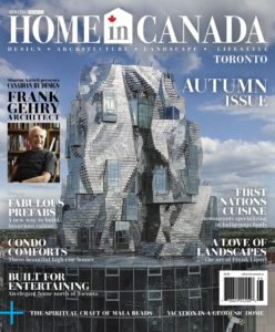 Home In Canada Toronto – Autumn 2019