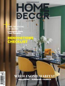 Home & Decor Malaysia – October 2019