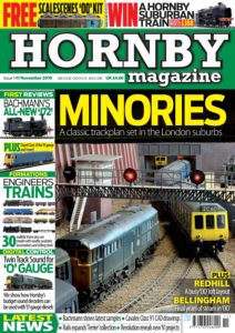 Hornby Magazine – November 2019