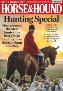 Horse & Hound – 24 October 2019