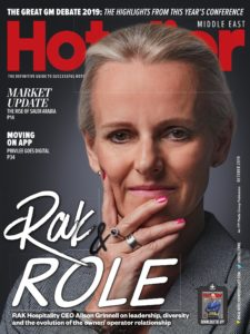 Hotelier Middle East – October 2019