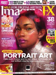 ImagineFX – December 2019