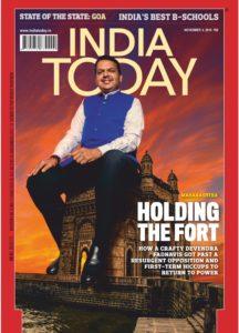 India Today – November 04, 2019