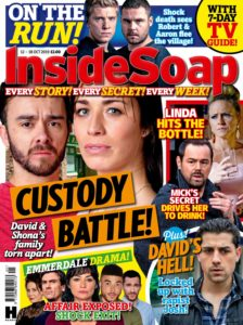 Inside Soap UK – 12 October 2019