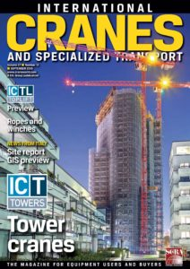 International Cranes & Specialized Transport – September 2019