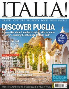Italia! Magazine – November 2019