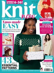Knit Now – November 2019