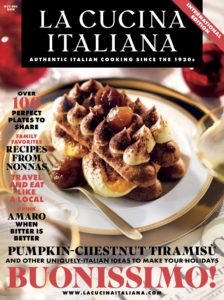 La Cucina Italiana International Edition – October-December 2019