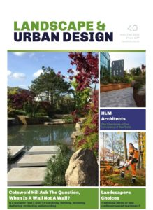 Landscape & Urban Design – November-December 2019