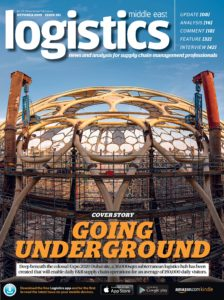 Logistics Middle East – October 2019