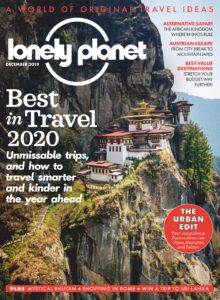 Lonely Planet Traveller UK – December 2019