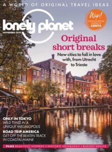 Lonely Planet Traveller UK – November 2019