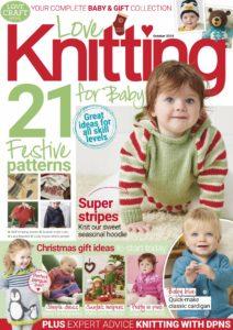 Love Knitting for Baby – October 2019