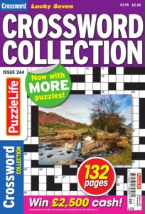 Lucky Seven Crossword Collection – October 2019