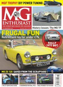 MG Enthusiast – November 2019