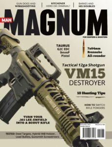Man Magnum – November 2019