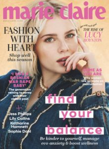 Marie Claire UK – November 2019