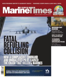 Marine Corps Times – October 2019
