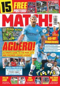 Match! – October 01, 2019